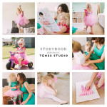 storybook inspired photo session, I Had a Favorite Dress, ten22 studio, AVE Styles, Purposed Life Art