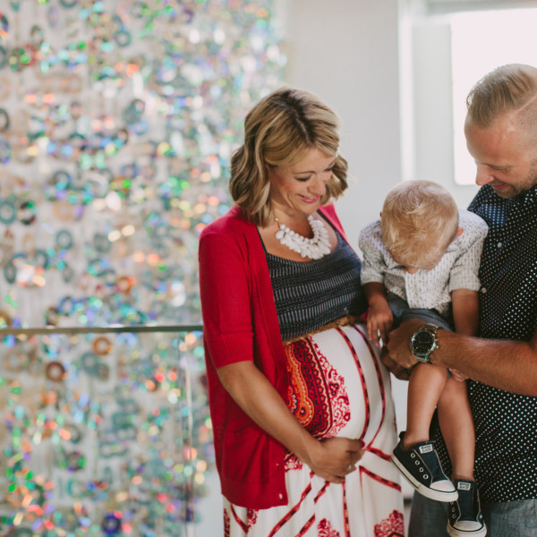 lifestyle maternity: vance family