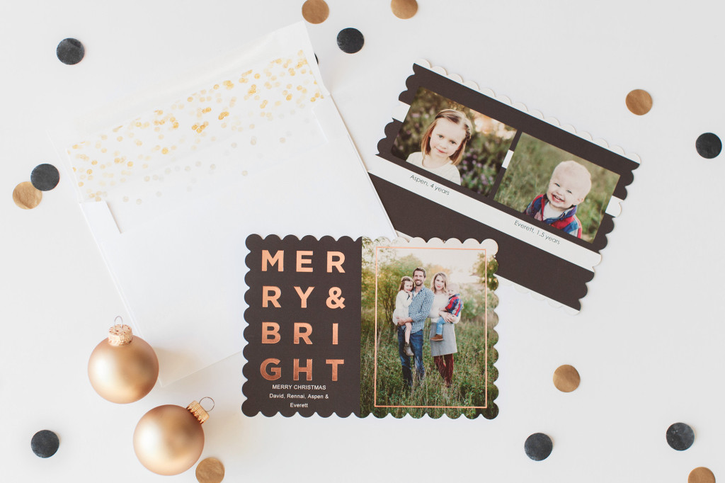 Holiday and Christmas cards by Tiny Prints, Ten22 Studio