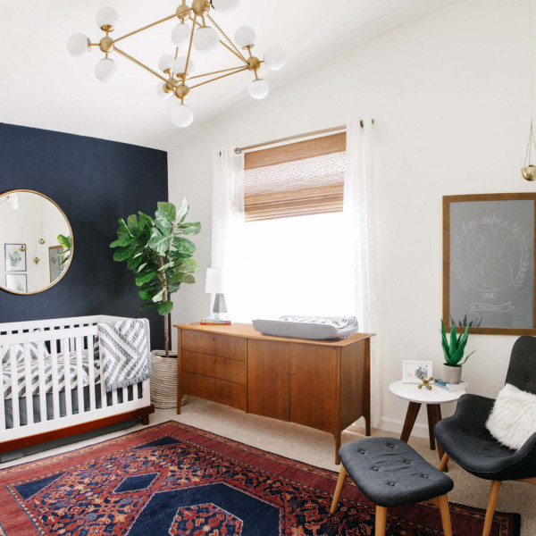 AVE Styles Nursery Reveal