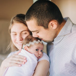 Castro Family Lifestyle Newborn Home Siblings | Rennai Hoefer © Ten22 Studio