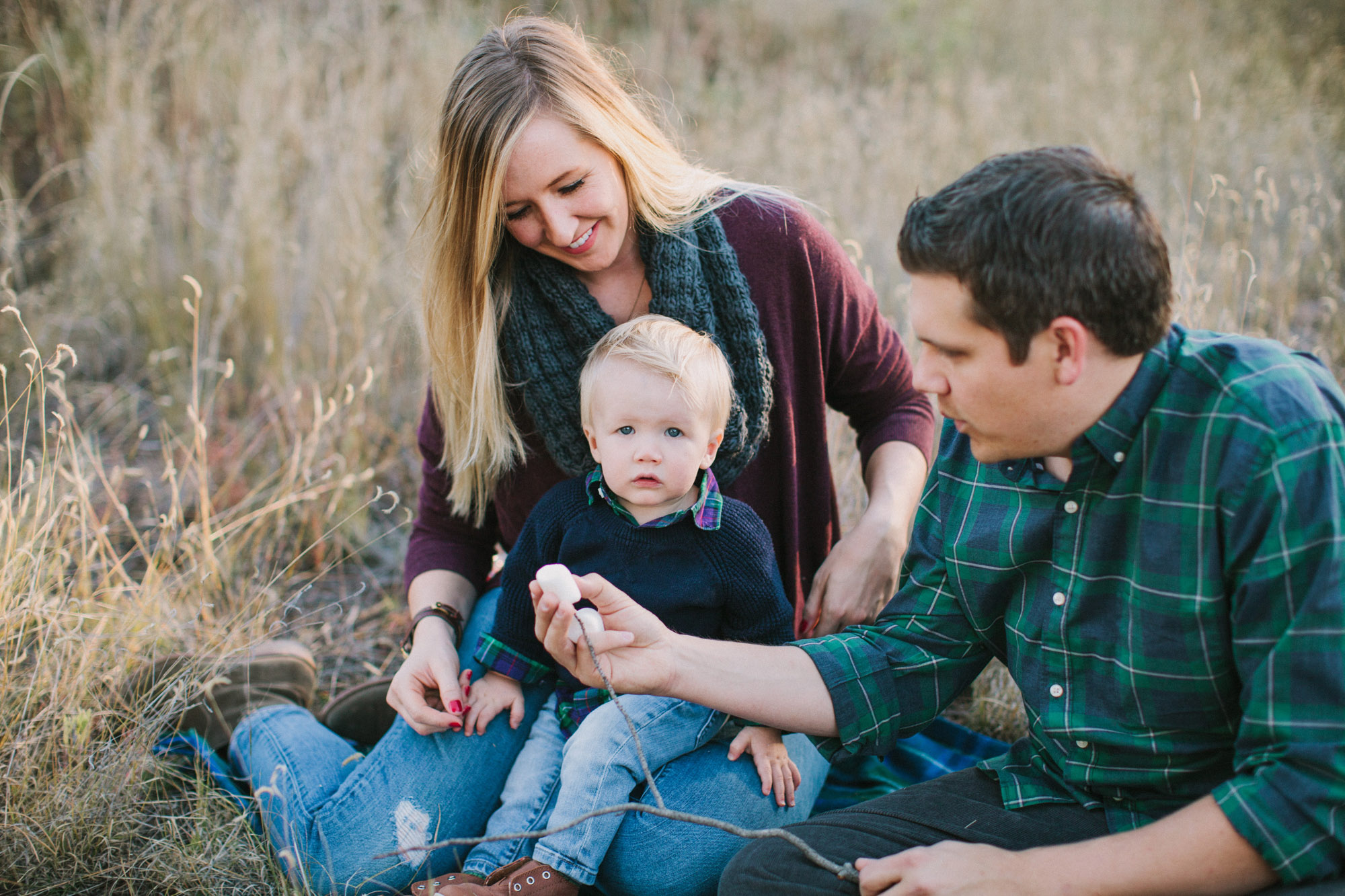 Epper Family Outdoors Sedona Forest Fall | Rennai Hoefer © Ten22 Studio