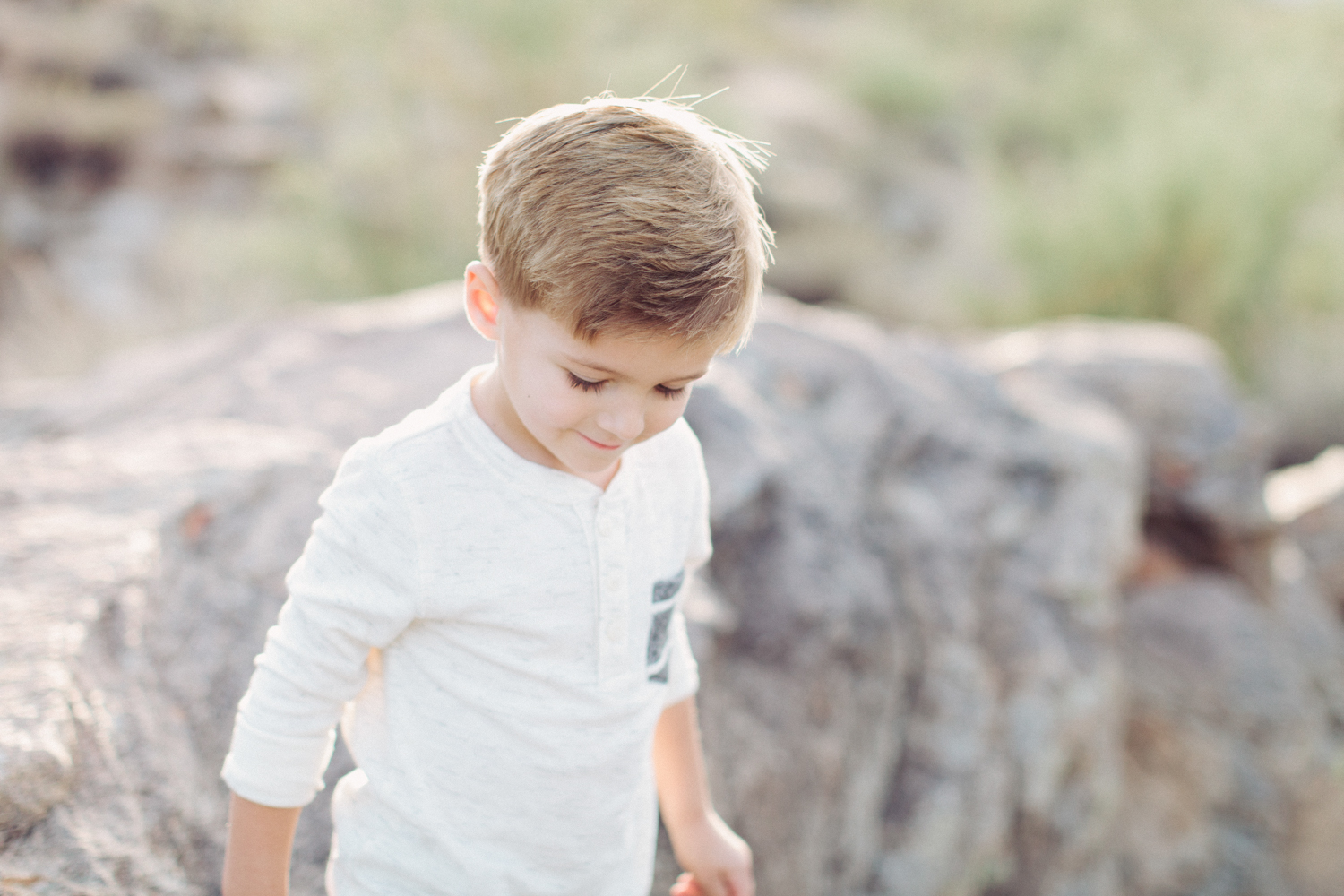 Arizona Desert Family Lifestyle Mini Session